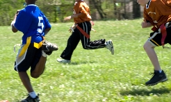 Flag Football Drills – Youth Practice Drills