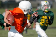 Football Training Drills – Offense and Defense Lineman Drill