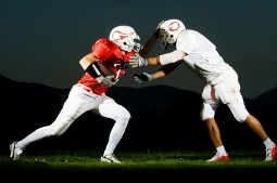 Football Tackling Drills – Backfield Tackling