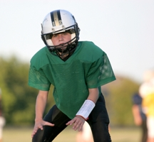 Youth Football Drill