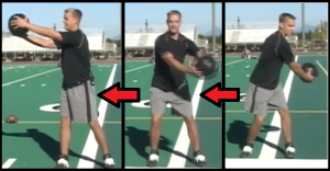 Quarterback Strengthening