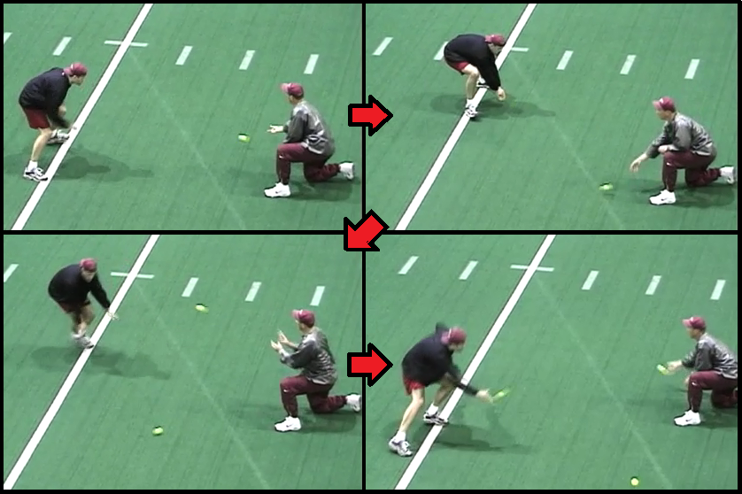 FOotball Agility Drills