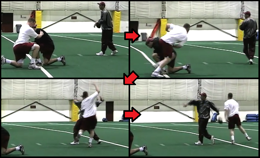 Defensive Linemen Tricks & Tips - Stripping The Ball ...