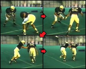 Defensive Line Drills