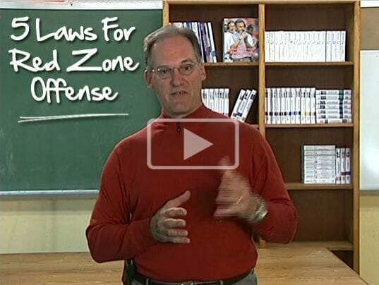 red zone offense