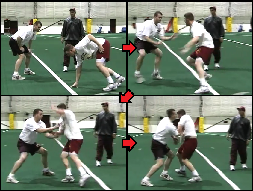 Teaching Linebackers How to Read, React, and Attack