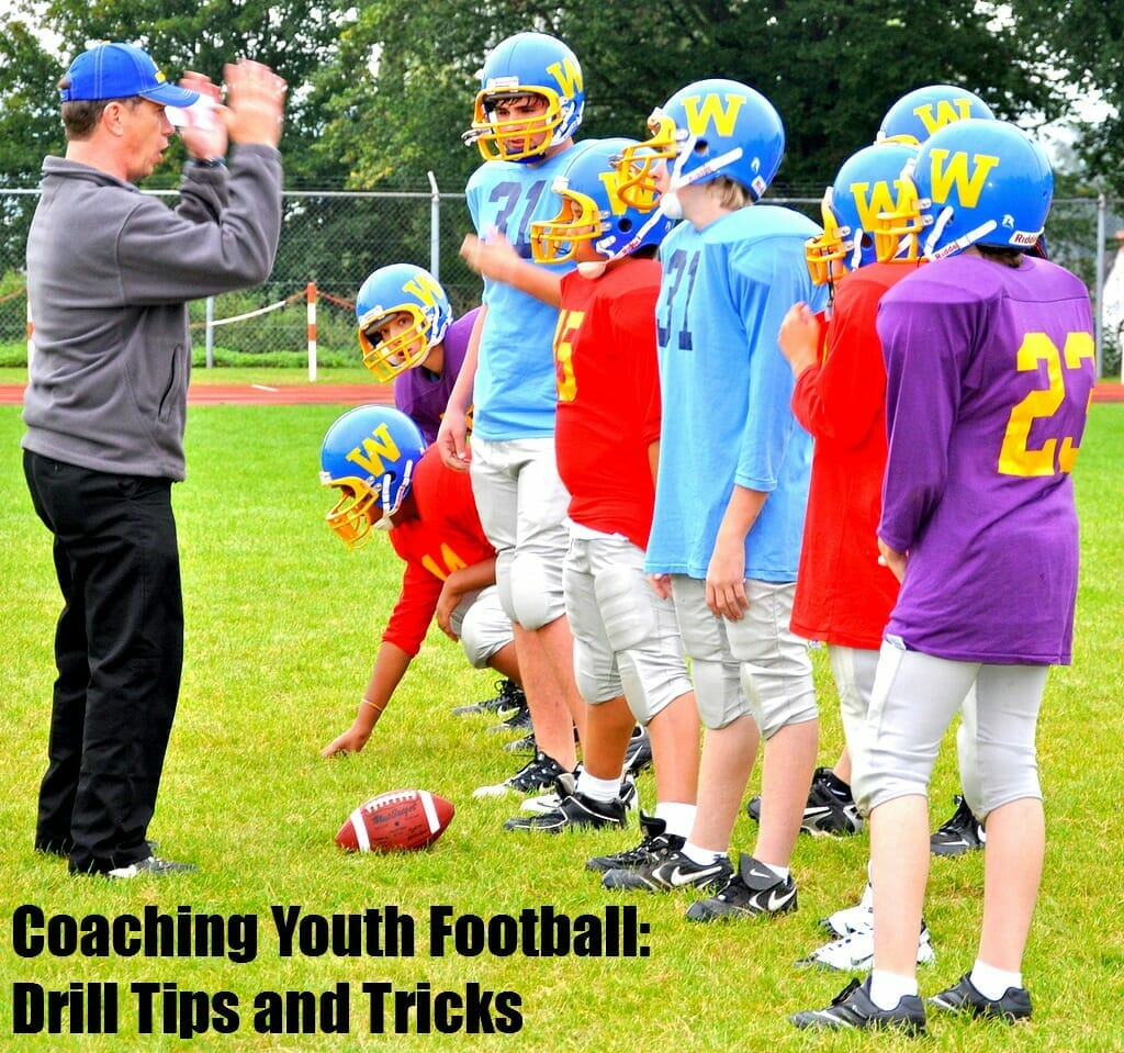 youth football drill basics