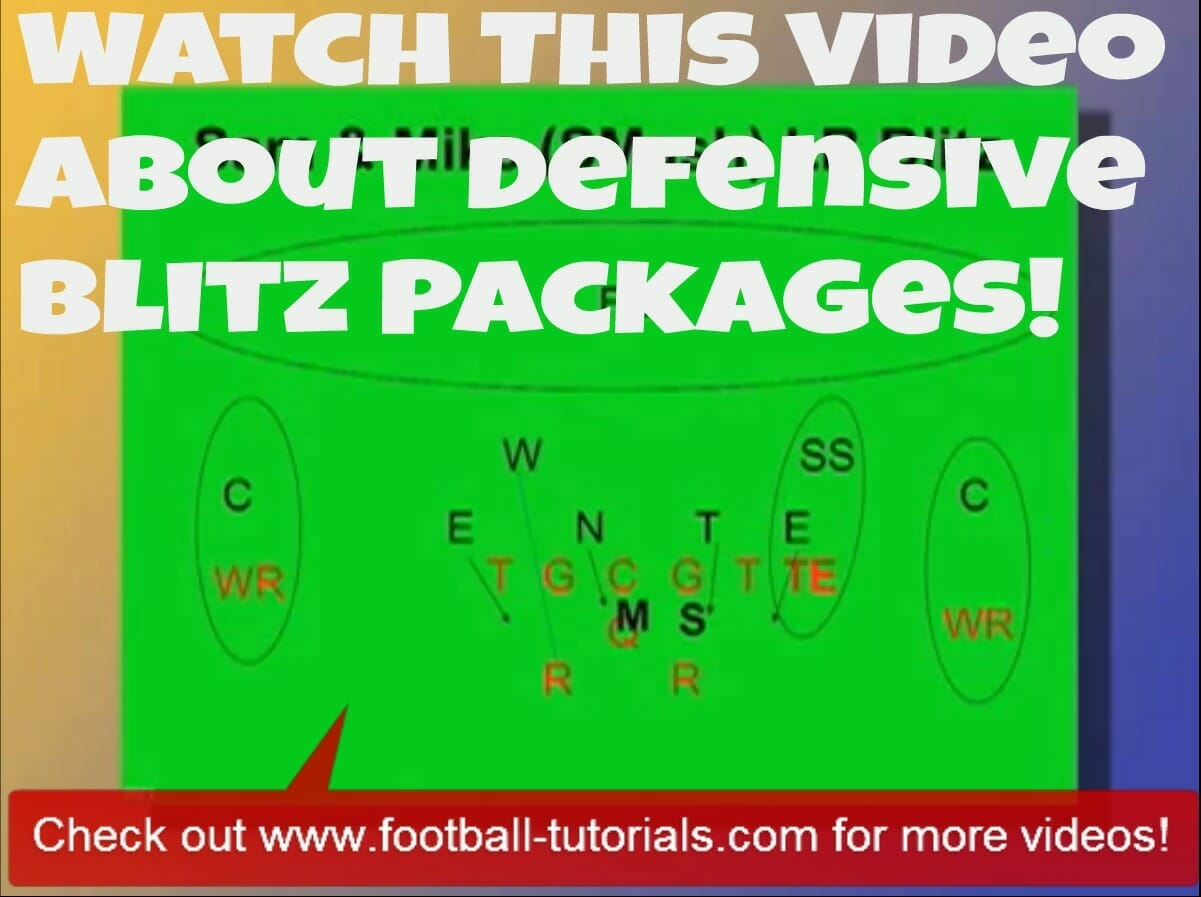defensive blitz video