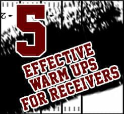 5 Effective Warm Up Drills