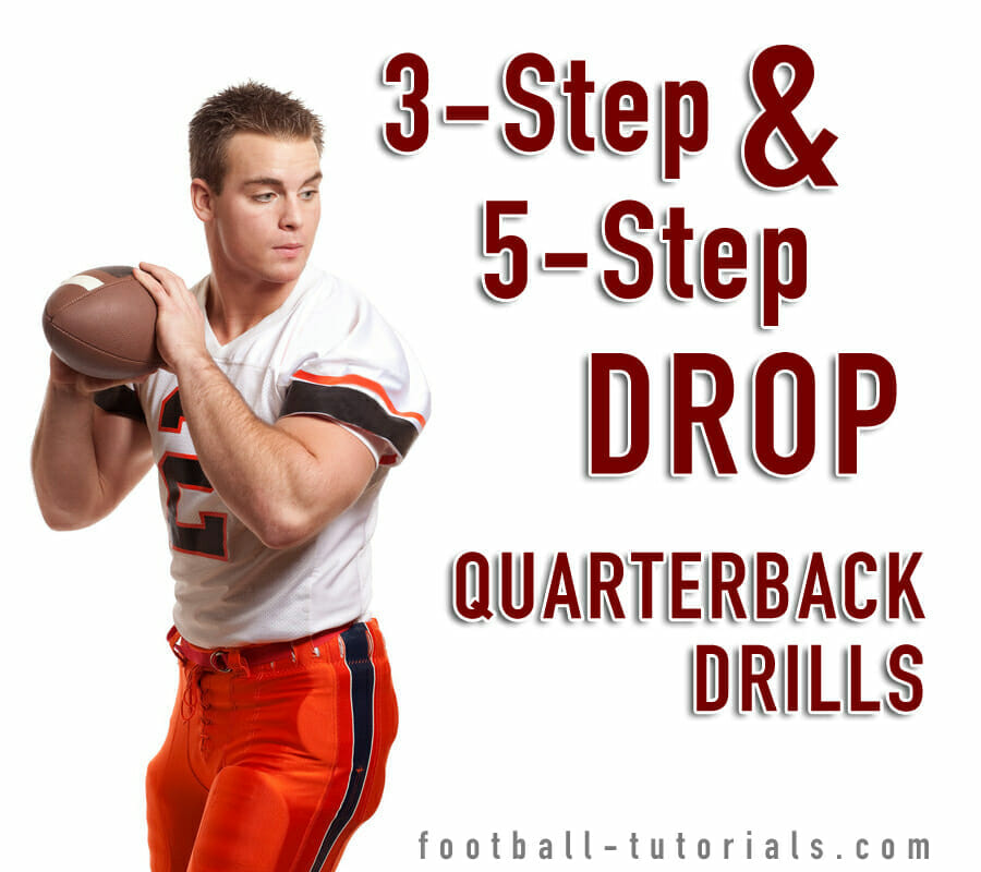 Drop Quarterback Drills