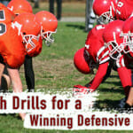 Rush Drills for a Winning Defensive Line