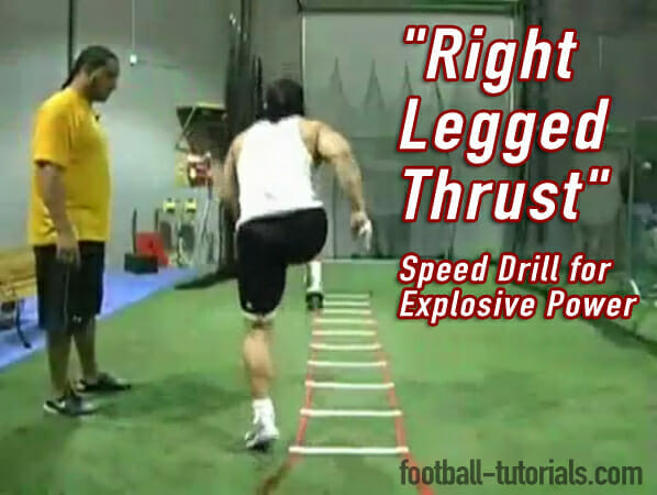 Thrust Speed Drill
