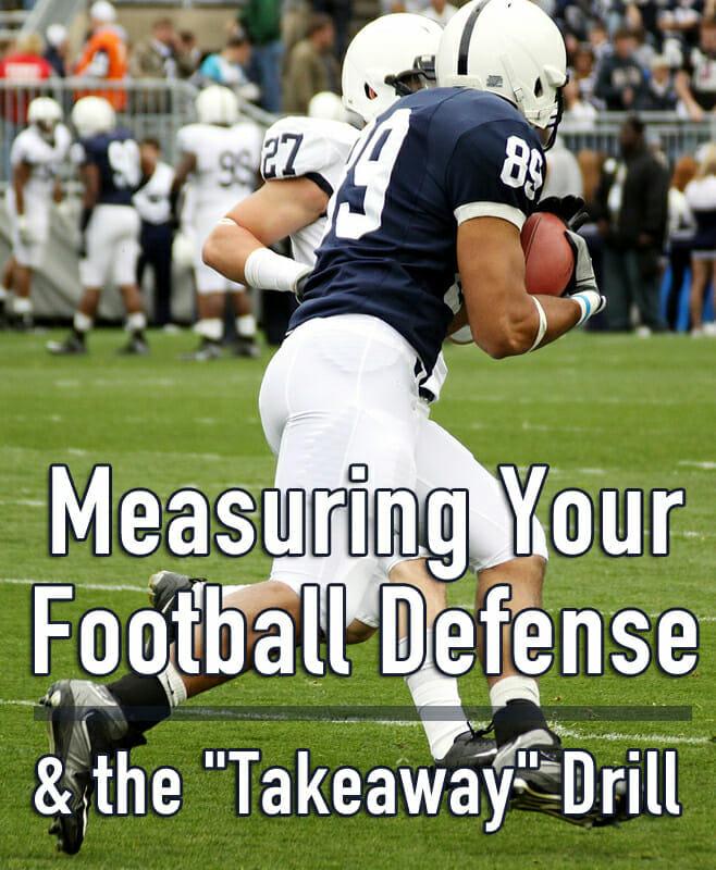 football defense takeaway