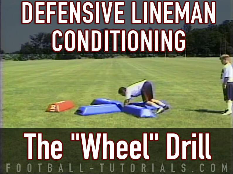 DEFENSIVE LINEMAN CONDITIONING