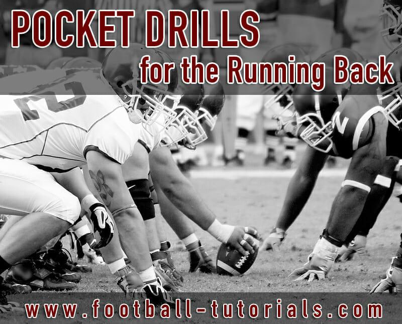 running back drills pocket drills