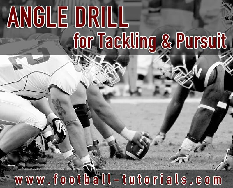 angle drill tackling