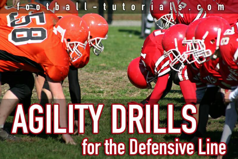 defensive line agility drills