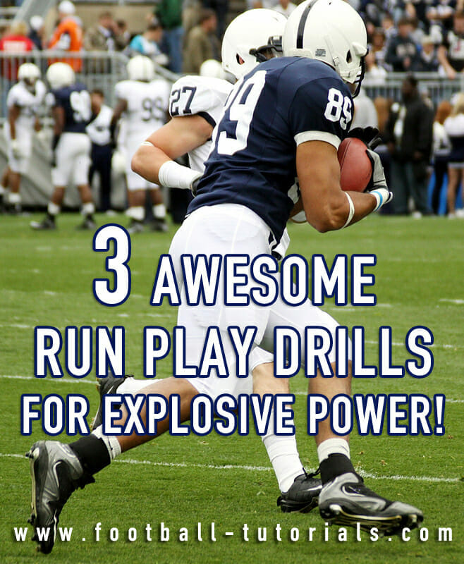 run play drill 1