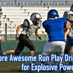 run play drills 2