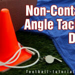 non contact angle tackle drill