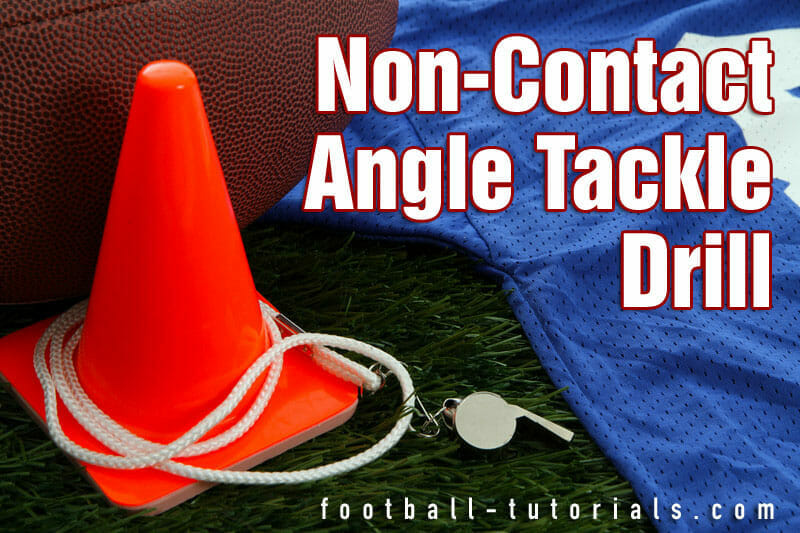 non contact angle tackle drill
