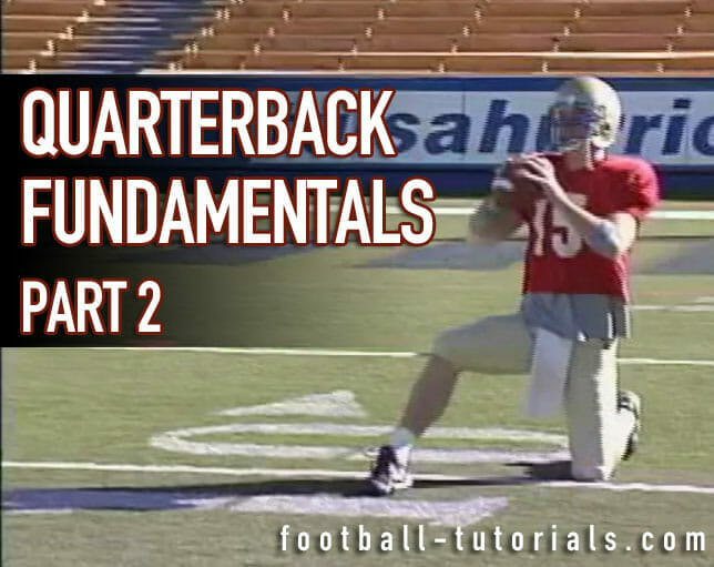 quarterback fundamentals 2