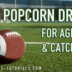 popcorn agility drill