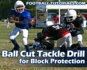 BALL CUT TACKLE DRILL
