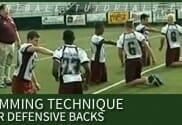 jamming technique for defensive backs 2