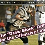 offensive line draw block drill2