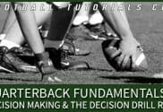 quarterback fundamentals decision making 2