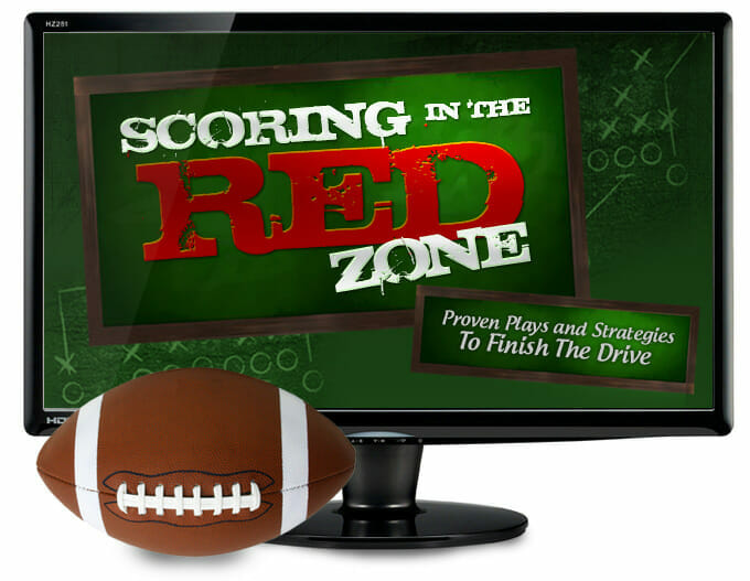 football plays red zone