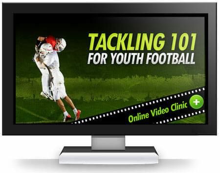 youth football tackling drills