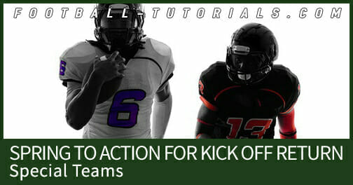 SPRING TO ACTION KICK OFF RETURN2
