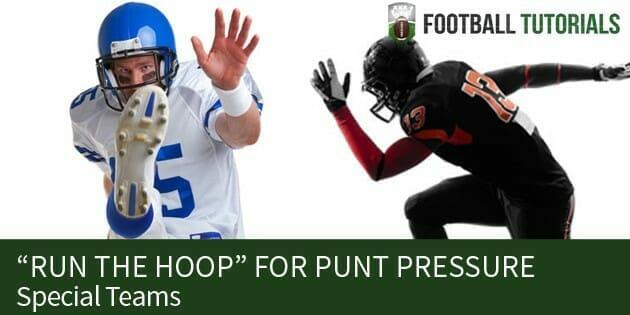 punt pressure RUN THE HOOP