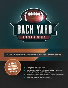 at-home football drills